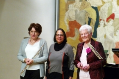 Christiane C., Corinne L., Ginette B.,
