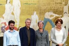 Guilhem R., François P., Anne G., Christiane C.